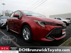 New 2019 Toyota Corolla Hatchback SE Hatchback North Brunswick NJ