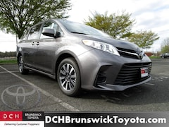 New 2019 Toyota Sienna LE 7 Passenger Van North Brunswick NJ