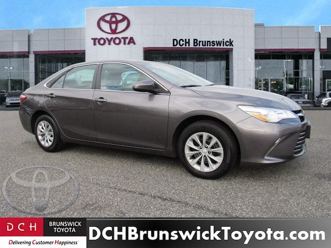 Used 2016 Toyota Camry LE Sedan North Brunswick NJ