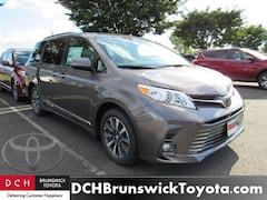 New 2019 Toyota Sienna XLE 7 Passenger Van North Brunswick NJ