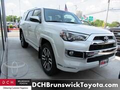 New 2018 Toyota 4Runner Limited SUV North Brunswick NJ