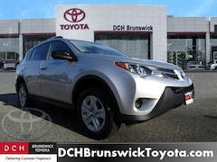 Used Toyota RAV4 2013 Toyota RAV4 4WD LE SUV For Sale at DCH Brunswick Toyota