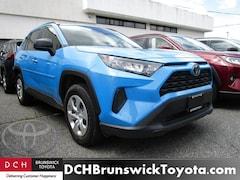 New 2019 Toyota RAV4 LE SUV North Brunswick NJ
