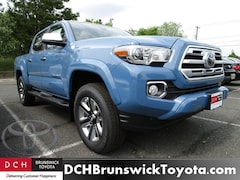 New 2019 Toyota Tacoma Limited V6 Truck Double Cab North Brunswick NJ
