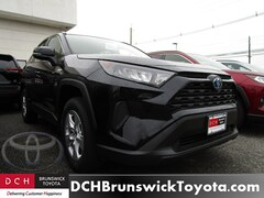 New 2019 Toyota RAV4 Hybrid LE SUV North Brunswick NJ