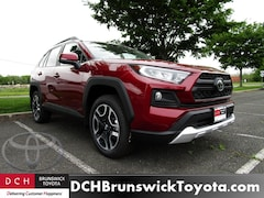 New Toyota RAV4 SUVs 2019 Toyota RAV4 Adventure SUV for sale in North Brunswick, NJ