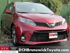 New 2019 Toyota Sienna SE Premium 8 Passenger Van North Brunswick NJ