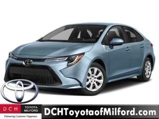 New 2020 Toyota Corolla L Sedan Medford, OR
