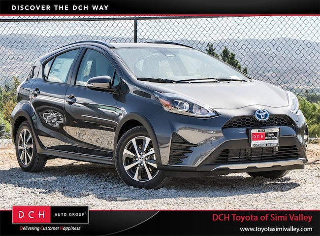 New 2018 Toyota Prius c One Hatchback