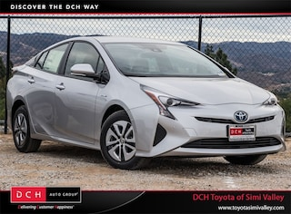 New 2018 Toyota Prius Three Hatchback