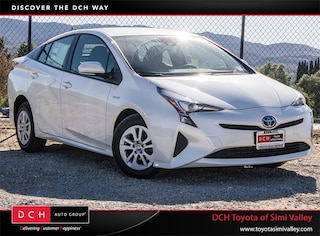 New 2018 Toyota Prius One Hatchback