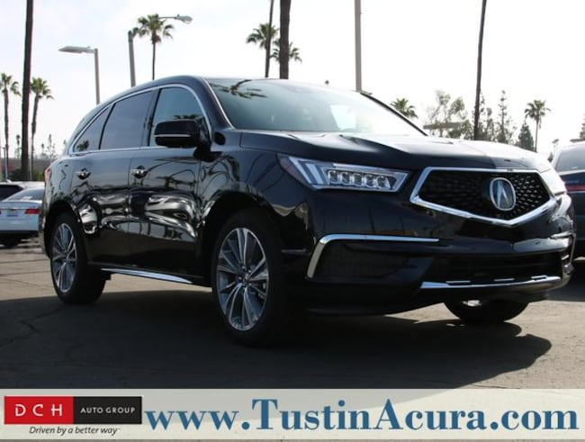 New 2019 Acura MDX SH-AWD with Technology Package SUV Tustin