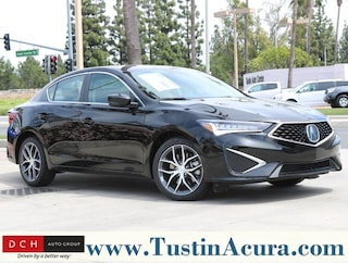 New 2019 Acura ILX with Premium Sedan Tustin, CA