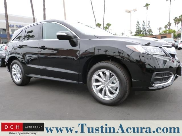 New 2018 Acura RDX with Technology Package SUV Tustin, CA