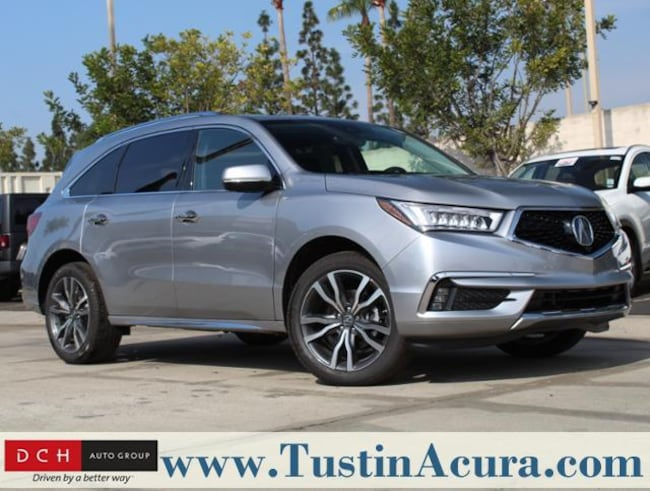 New 2019 Acura MDX with Advance Package SUV Tustin