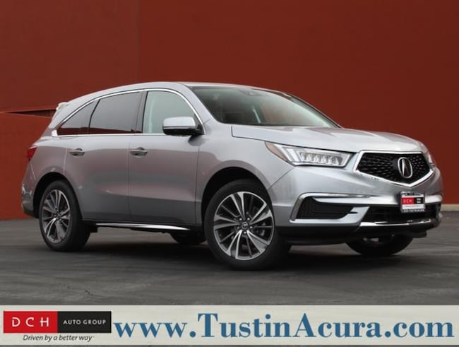 New 2019 Acura MDX with Technology Package SUV Tustin