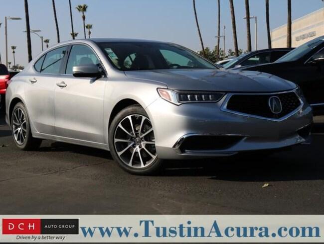 New 2019 Acura TLX 3.5 V-6 9-AT P-AWS Sedan Tustin