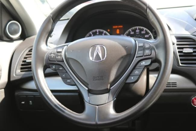 Used 2017 Acura Rdx Base Suv White Diamond Pearl For Sale At Dch
