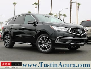 New 2019 Acura MDX SH-AWD with Advance Package SUV