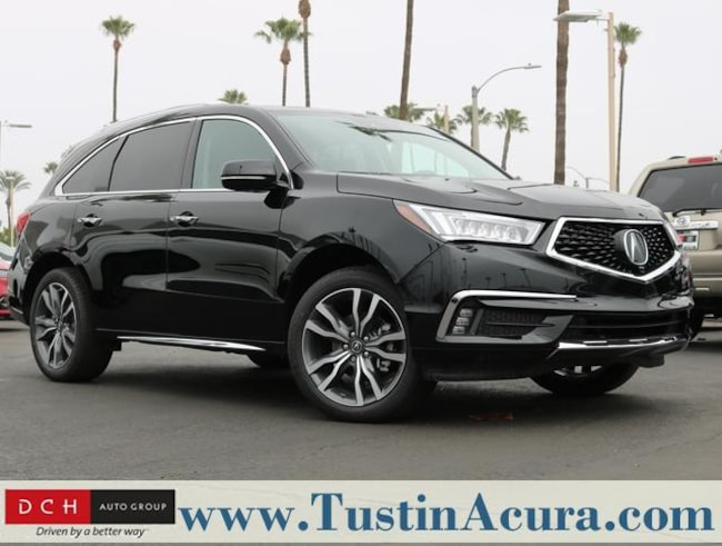 New 2019 Acura MDX SH-AWD with Advance Package UT Tustin