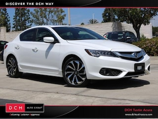 Used 2016 Acura ILX 2.4L w/Technology Plus & A-Spec Packages Sedan Tustin, CA