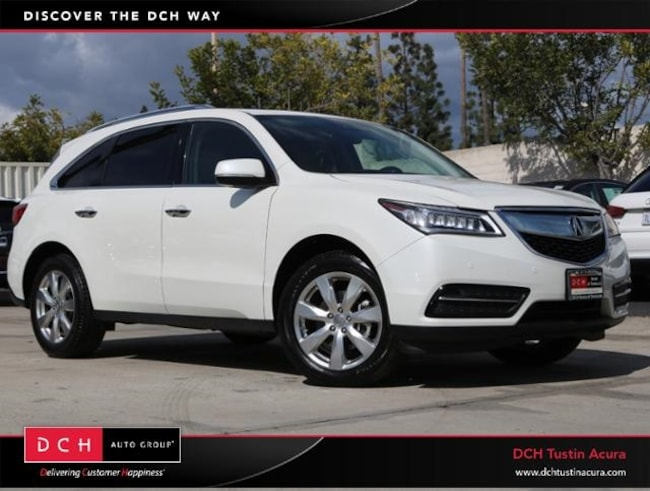 2016 Acura MDX 3.5L w/Advance Package SUV Medford, OR