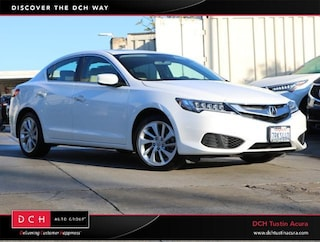 Cartified Pre-Owned 2016 Acura ILX 2.4L Sedan Tustin, CA