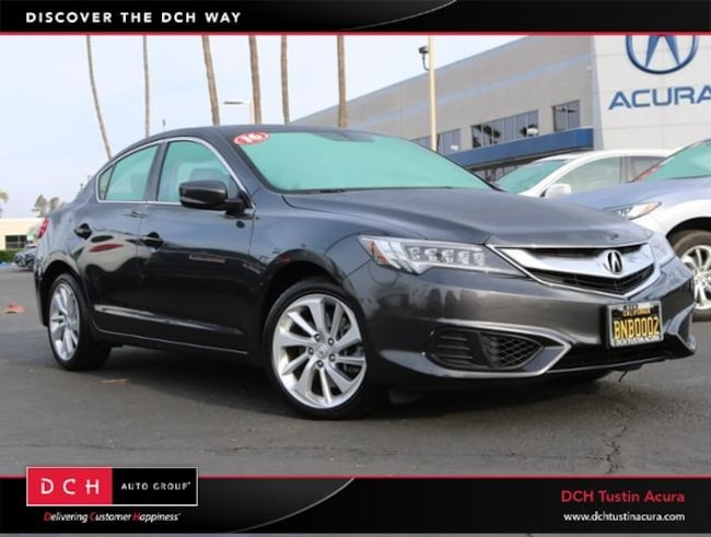 2016 Acura ILX 2.4L w/Premium Package Sedan Medford, OR