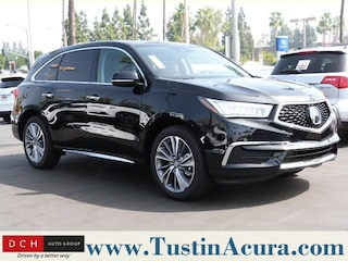 New 2019 Acura MDX with Technology Package SUV Tustin, CA
