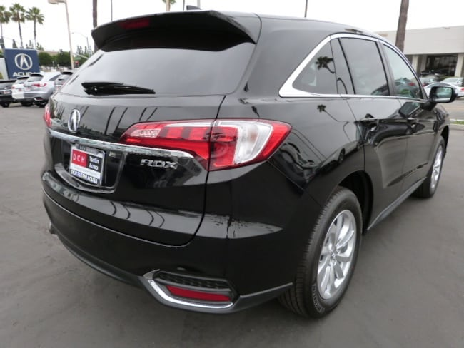 new 2018 acura rdx with technology package suv crystal. Black Bedroom Furniture Sets. Home Design Ideas