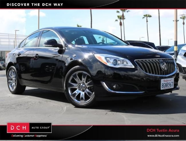 Used 2016 Buick Regal Premium II Sedan Tustin