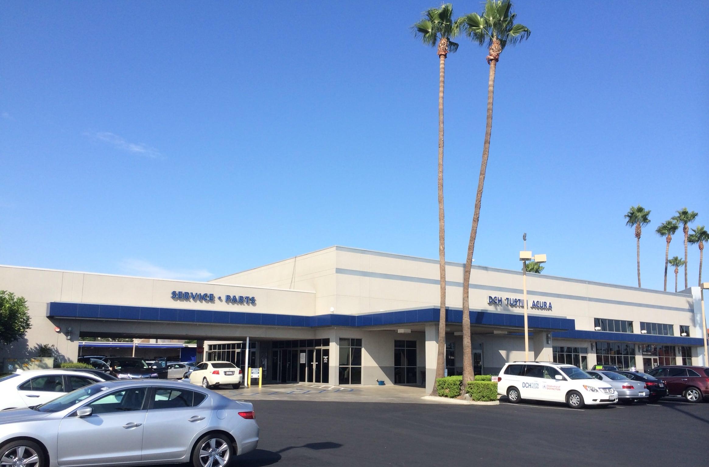 Honda Dealership Orange County >> Acura Car Service & Repair | DCH Tustin Acura | Serving ...