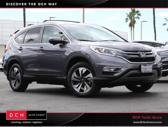 Used 2016 Honda CR-V Touring SUV Tustin