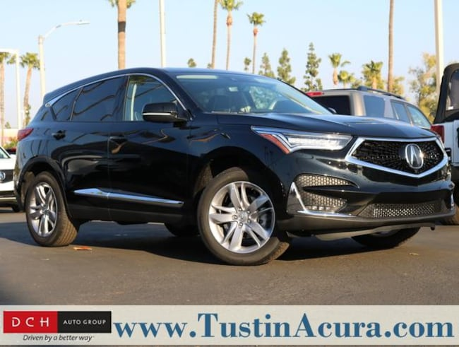 New 2019 Acura RDX with Advance Package SUV Tustin