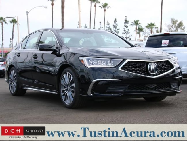 New 2018 Acura RLX with Technology Package Sedan Tustin
