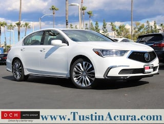 New 2019 Acura RLX with Technology Package Sedan Tustin, CA