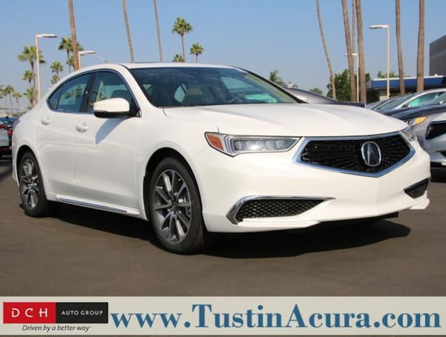 New 2019 Acura TLX 3.5 V-6 9-AT SH-AWD with Technology Package Sedan Tustin