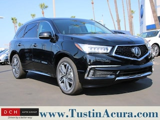 New 2018 Acura MDX Sport Hybrid V6 SH-AWD with Advance Package SUV