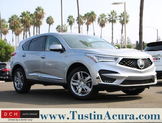 New 2019 Acura RDX with Advance Package SUV Tustin, CA