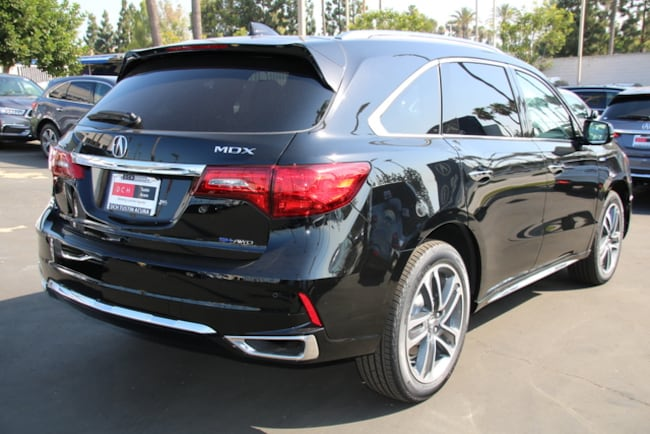 new 2018 acura mdx sport hybrid sh awd with advance. Black Bedroom Furniture Sets. Home Design Ideas
