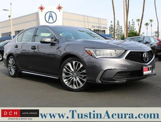 New Acura RLX 2018 Acura RLX with Technology Package Sedan for sale in Orange County, CA