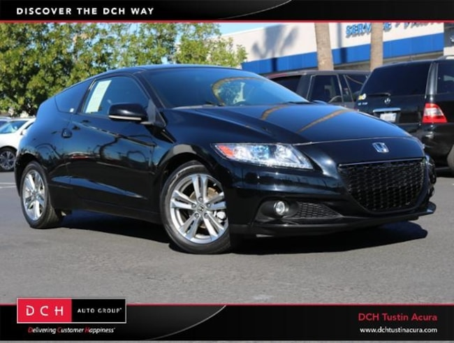 Used 2013 Honda CR-Z EX Hatchback Tustin