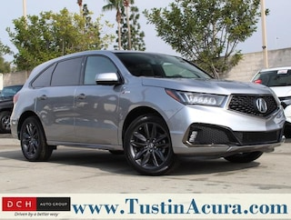 New 2019 Acura MDX SH-AWD with A-Spec Package SUV Tustin, CA