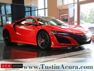 New 2019 Acura NSX Base Coupe Tustin, CA