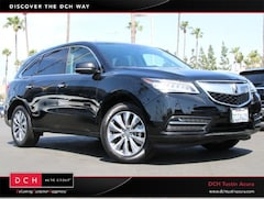 2016 Acura MDX 3.5L w/Technology Package SUV Medford, OR