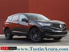 New 2019 Acura RDX with A-Spec Package UT Tustin, CA