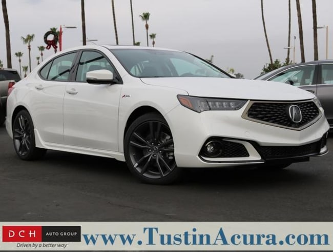 new 2019 acura tlx 3 5 v 6 9 at p aws with a spec sedan. Black Bedroom Furniture Sets. Home Design Ideas