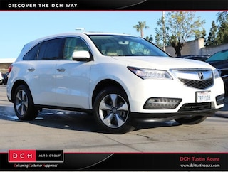 Cartified Pre-Owned 2016 Acura MDX 3.5L SUV Tustin, CA