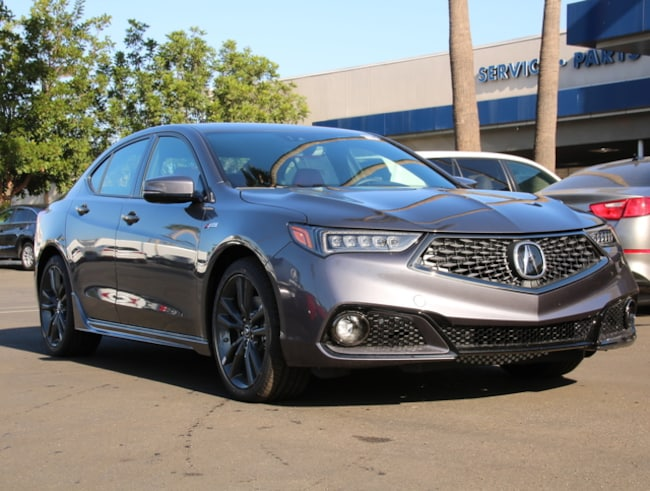 new 2019 acura tlx 3 5 v 6 9 at p aws with a spec red. Black Bedroom Furniture Sets. Home Design Ideas