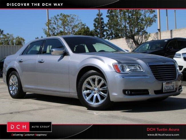 Used 2013 Chrysler 300C Base Sedan Tustin